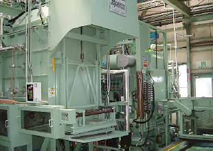 ガス軟窒化炉(ガス冷)
